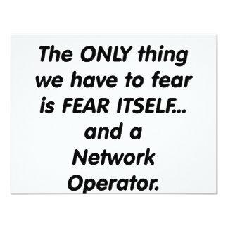fear network operator card