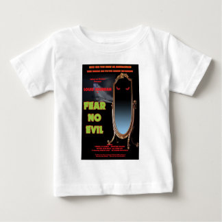 FEAR NO EVIL by Philip J. Riley Baby T-Shirt