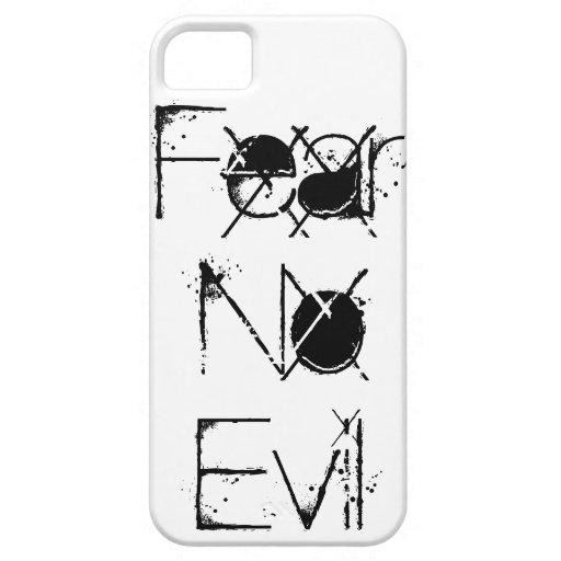 Fear No Evil iPhone SE/5/5s Case