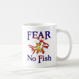 Hunting and fishing coffee travel mugs zazzle for Fear no fish