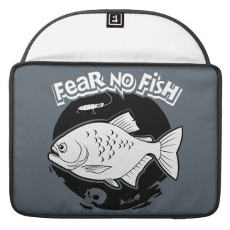 Fear No Fish Sleeve For MacBooks