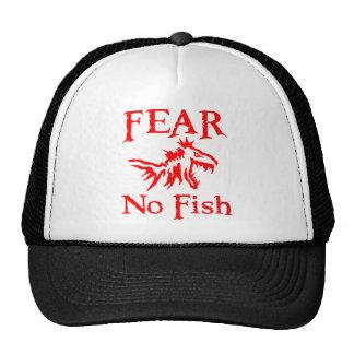 Fear no fish hats zazzle for Fear no fish