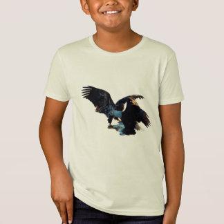"""Fear No More!"" Eagle/US Flag Gift T-Shirt"