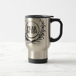 Fear No One Travel Mug