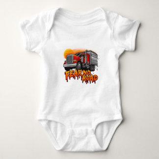 Fear No Road - Trucker Shirt