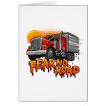 Fear No Road - Trucker Shirt Card