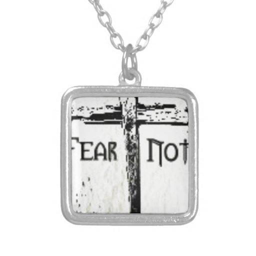 Fear Not Custom Necklace