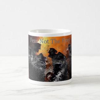 Fear Not The Fray Coffee Mug