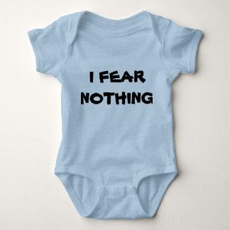 Fear nothing baby bodysuit