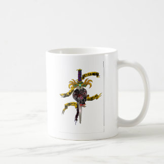 Fear Nothing, Confront everything merchandise Coffee Mug
