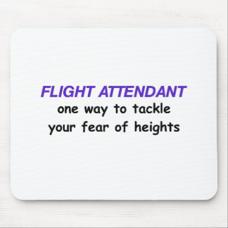 Fear of Heights Mouse Pad