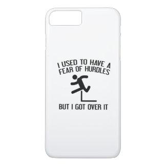 Fear Of Hurdles iPhone 8 Plus/7 Plus Case
