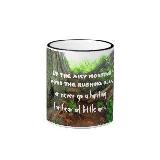 FEAR OF LITTLE MEN mug