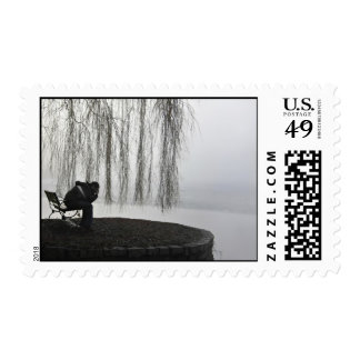 Fear Of Love Custom USPS Stamp