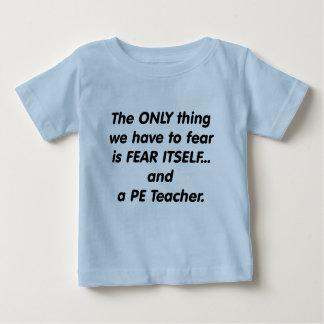 Fear PE Teacher Shirt