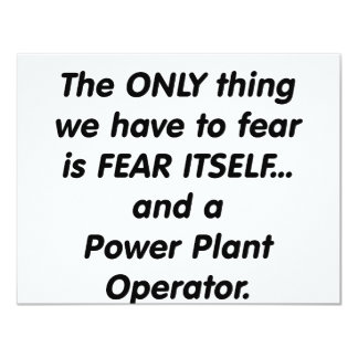 fear powr plant operator card