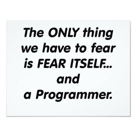 fear programmer card