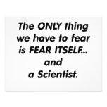 fear scientist custom invites