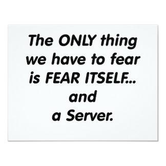 fear server card