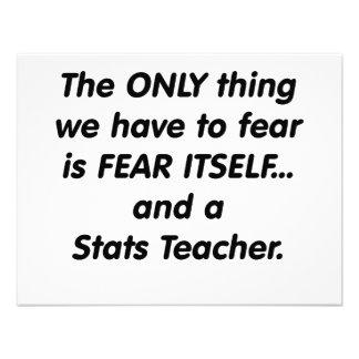 fear stats teacher invites