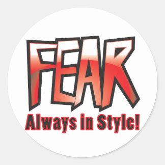 fear stickers
