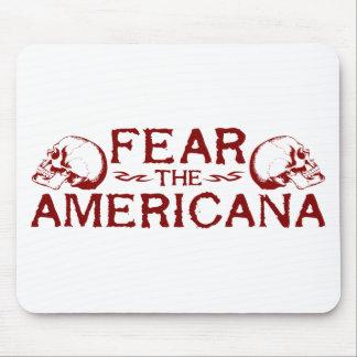 Fear the Americana Mousepad