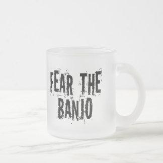 Fear The Banjo Mug