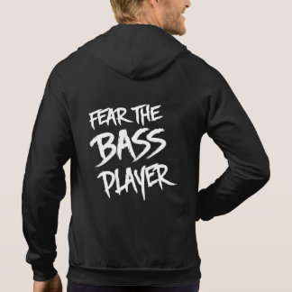 Fear the Bass Player Hoodie