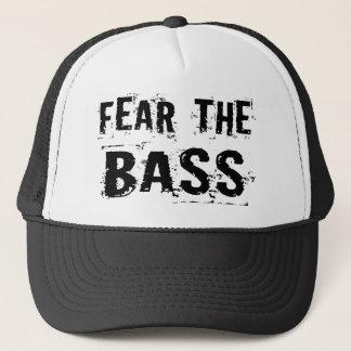 Fear the Bass Trucker Hat