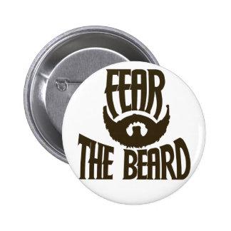 Fear the Beard Pins