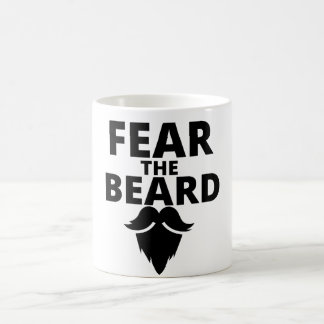 Fear the Beard Coffee Mug