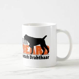 Fear the Beard - Deutsch Drahthaar Coffee Mug