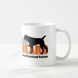 Fear the Beard - German Wirehaired Pointer Coffee Mug