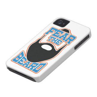 Fear The Beard OKC iPhone 4 Case