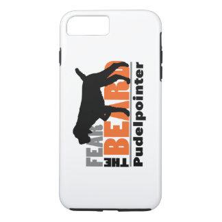 Fear the Beard - Pudelpointer iPhone 8 Plus/7 Plus Case