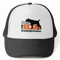 Fear the Beard - Pudelpointer Trucker Hat