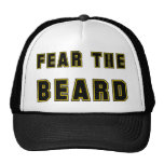 FEAR THE BEARD TRUCKER HAT