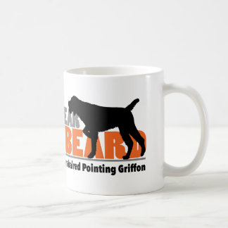 Fear the Beard - Wirehaired Pointing Griffon Coffee Mug