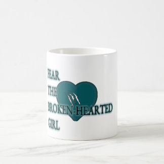 Fear-the-broken-hearted Coffee Mug