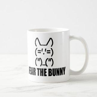 FEAR THE BUNNY - Mug