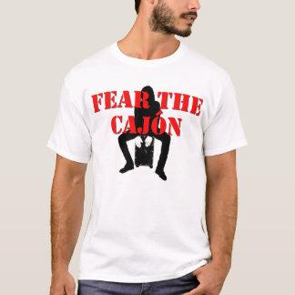 Fear The Cajón T-Shirt