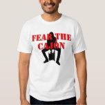 Fear The Cajón Tshirt