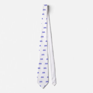 Fear the Clarinets Neck Tie