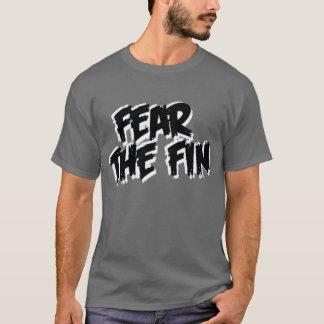 Fear the Fin Black Shirt