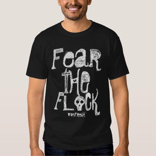 """""""Fear The Flock"""" Tee"""