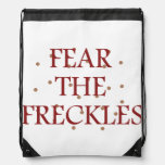 Fear the Freckles Backpack