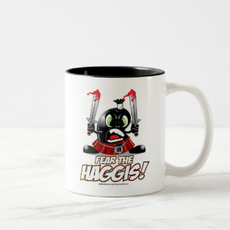 Fear the Haggis Mugs