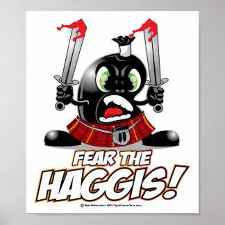Fear the Haggis Poster