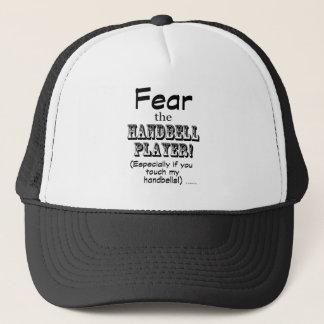 Fear The Handbell Player Trucker Hat