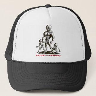 Fear the Hoard by CaffeineBlitz Trucker Hat